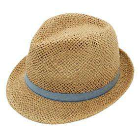 Handwoven Kid's Fedora - SetarTrading Hats