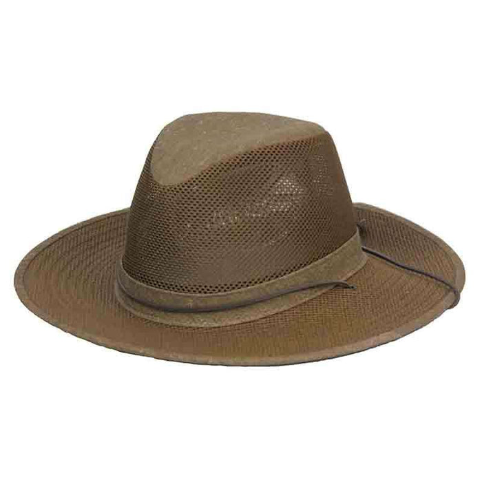 Henschel Hats - Aussie Crushable Breezer Hat