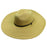 Wide Brim Unisex Gardening Hat by JSA - Large and XL Sizes