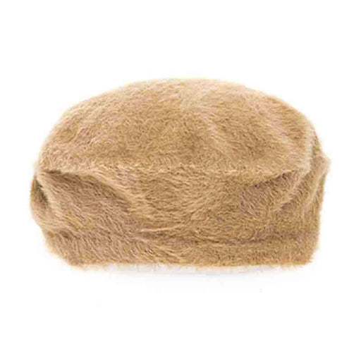 Faux Angora French Beret - DNMC