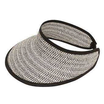 Two Tone Lightweight Sun Visor - SetarTrading Hats