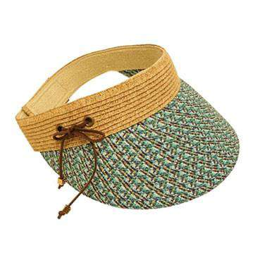 Tweed Brim Sun Visor - SetarTrading Hats