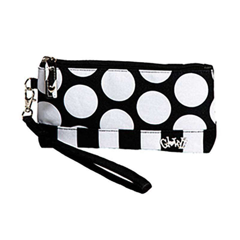 Mod Dot Wristlet by GloveIt