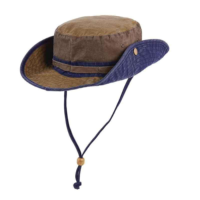 Pigment Dyed Twill Boonie Hat by DPC Global