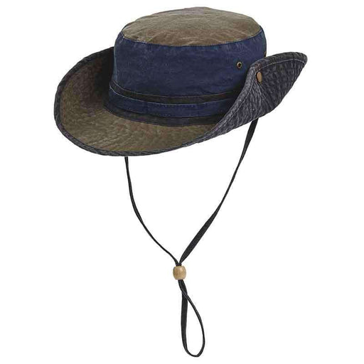 Pigment Dyed Twill Boonie Hat by DPC Global - SetarTrading Hats