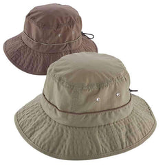 Taslon Boonie with Contrast Under Brim - DPC Outdoor