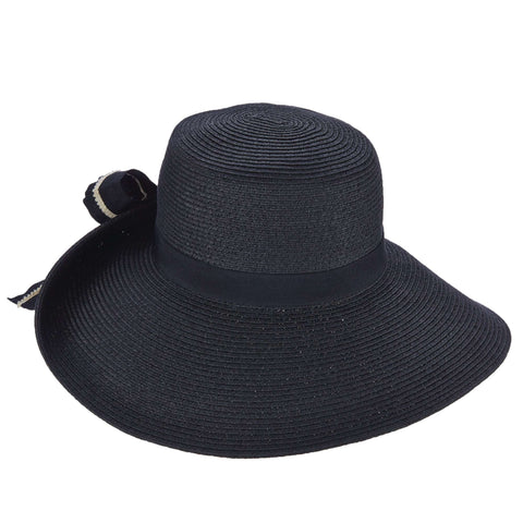 Pinned Up Brim Sun Hat -Brooklyn Hats