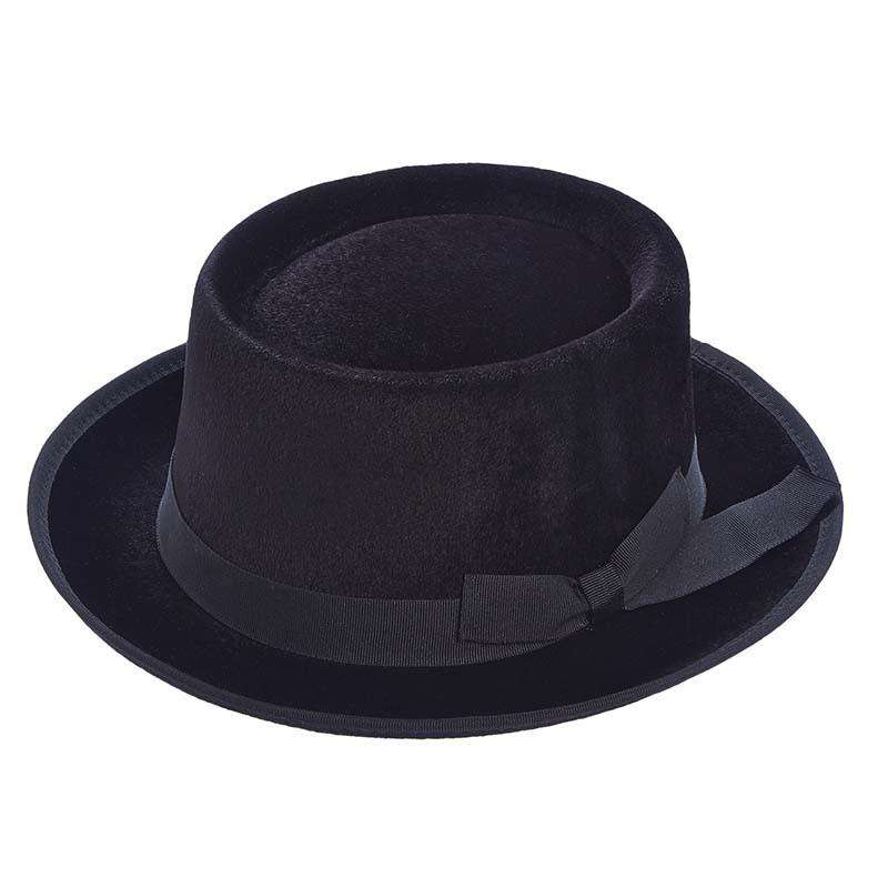 Brooklyn Hats - Ida Wool Felt Telescope - SetarTrading Hats