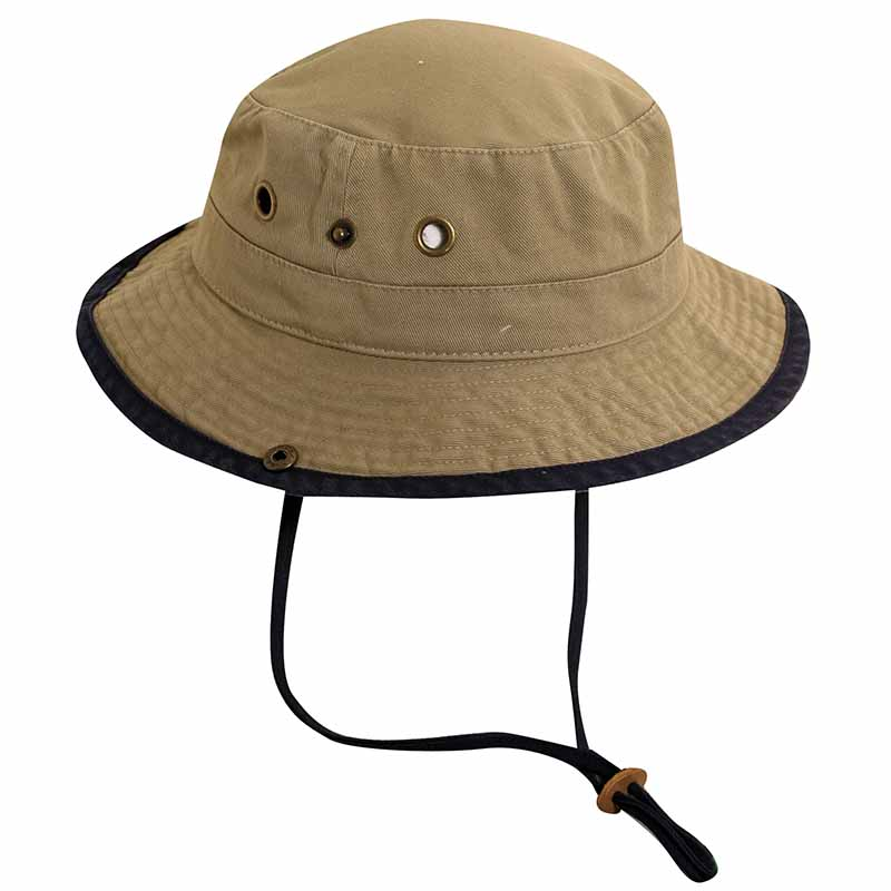 Kid's Cotton Boonie Hat - DPC Kinder Caps