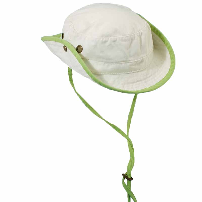 Kid's Cotton Boonie, Bucket Hat - DPC Outdoor Hats Kinder Caps