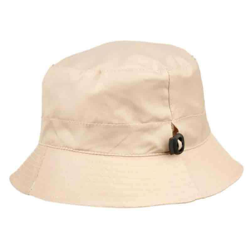 edc0dc6c3b2 Packable Rain Hat with Zipper Pocket - Angela   William