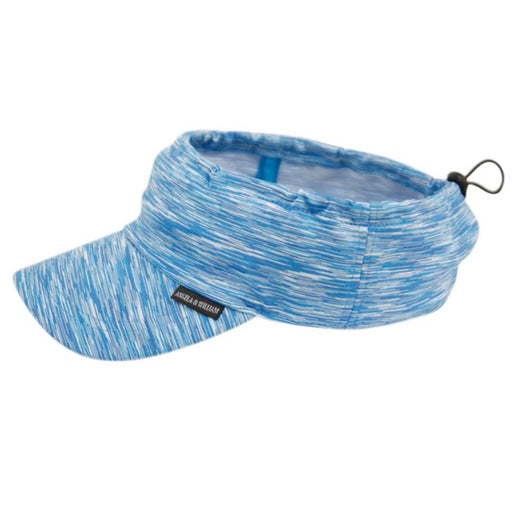 Ponytail Sport Sun Visor - Angela & William