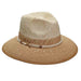 CR279 nautical anchor charm bangkok toyo safari hat for women
