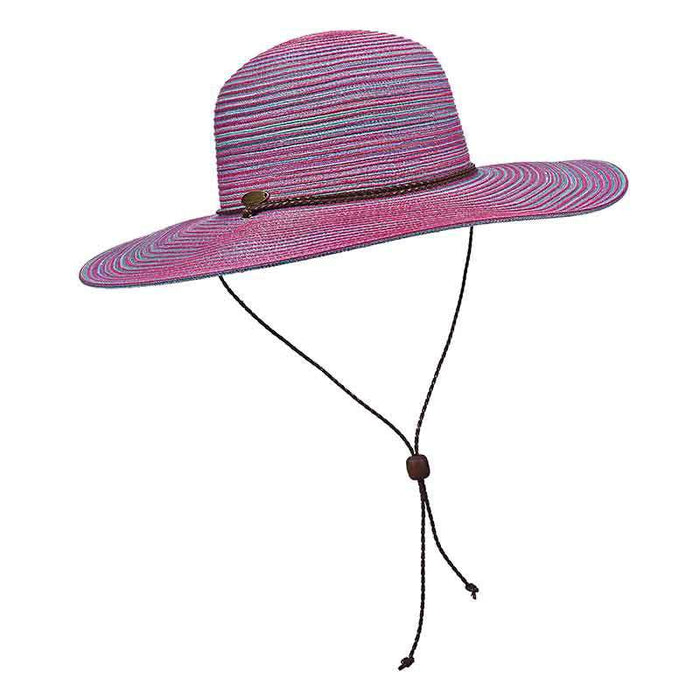 Floppy Hat with Chin Cord by Cappelli