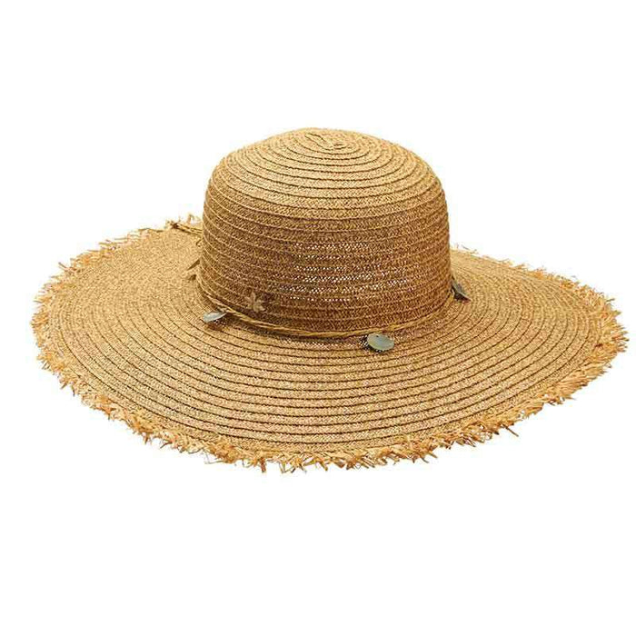 Fringe Edge Summer Floppy Hat by Cappelli Straworld - SetarTrading Hats