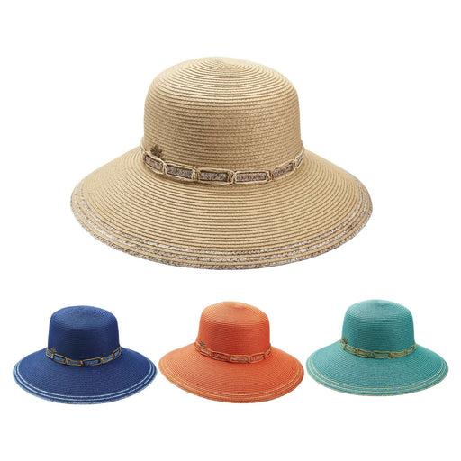 Cappelli Big Brim Summer Hat - SetarTrading Hats