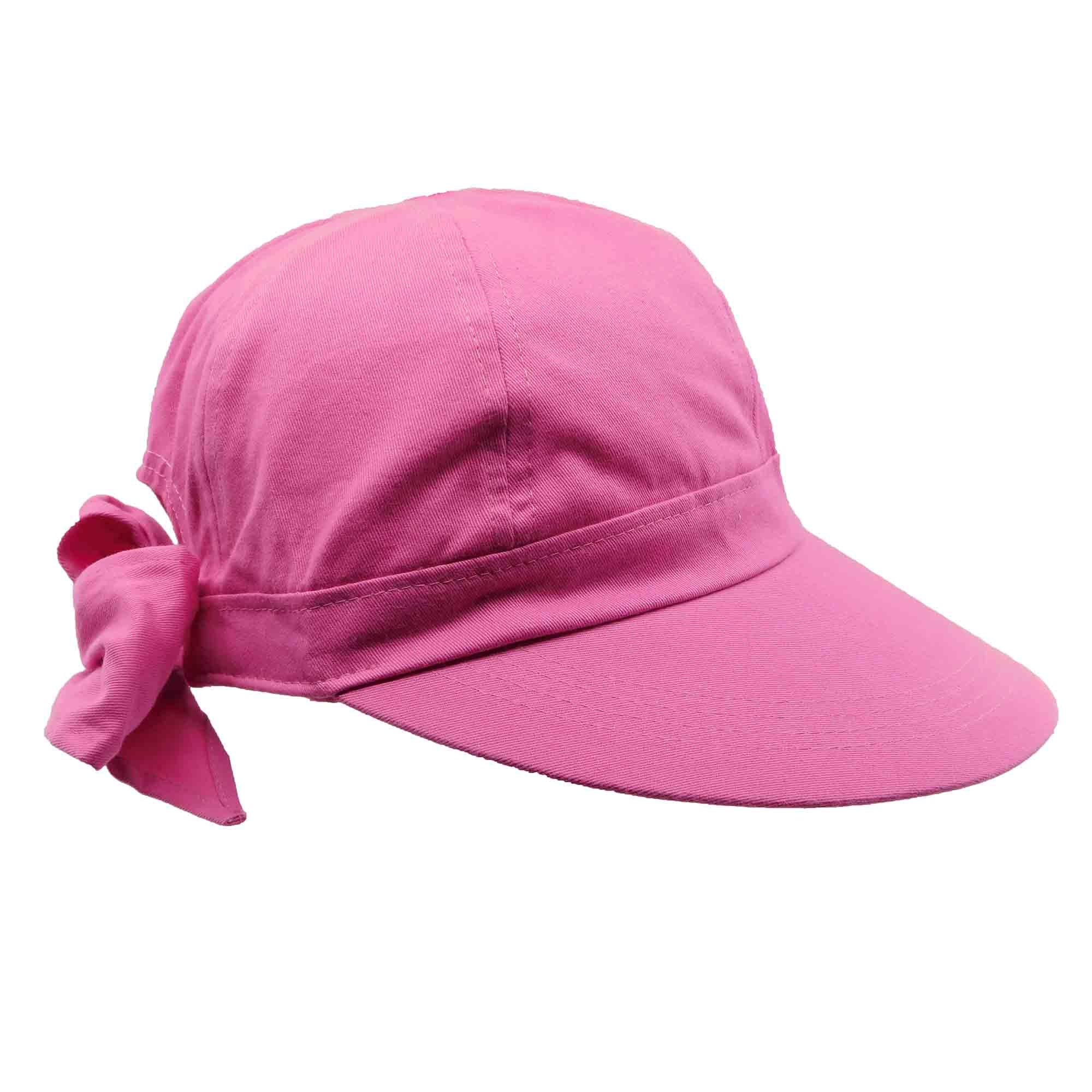 Cotton Facesaver Cap - Milani Hats