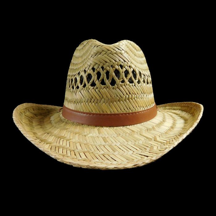 Outback/Aussie Rush Straw with chin cord - SetarTrading Hats