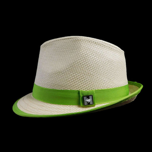 Peter Grimm Fedora with bright trim - SetarTrading Hats