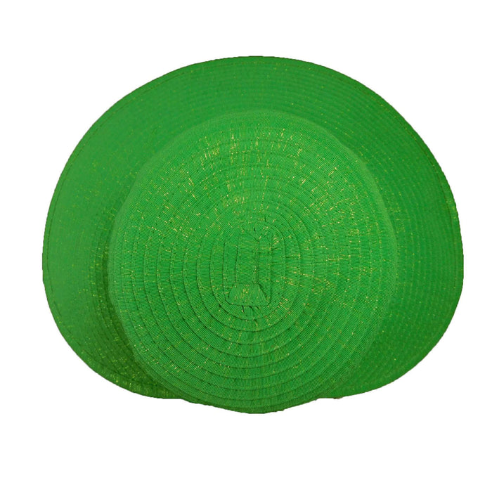 Cappelli's Iridescent Ribbon Facesaver - SetarTrading Hats