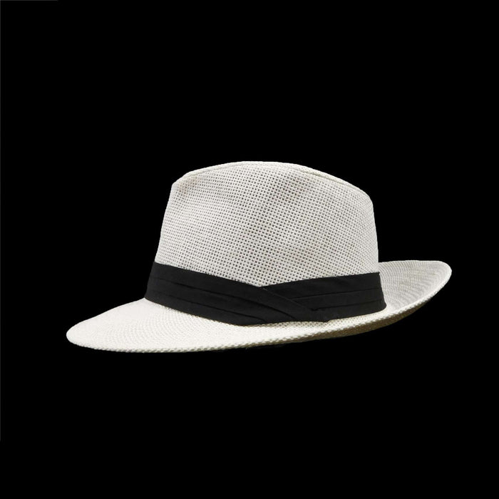 Fedora-Large Brim - SetarTrading Hats