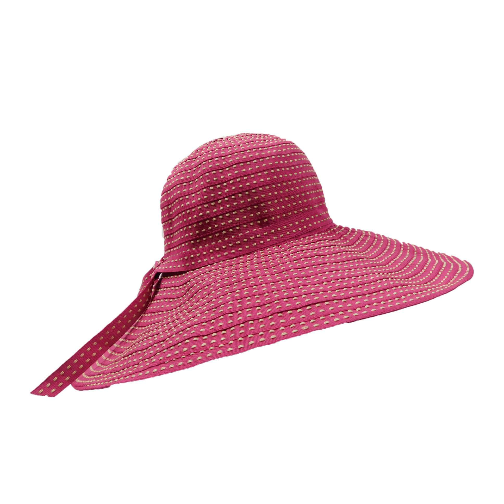 fac1c470a6d Shapeable Ribbon Floppy Sunhat - SetarTrading Hats
