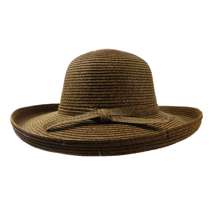 Shapeable Straw Kettle Hat - SetarTrading Hats