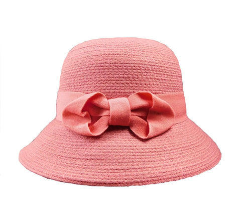 Wool Braid Bucket Hat
