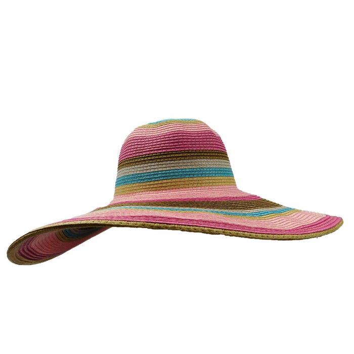 Neopolitan Large Floppy Hat - SetarTrading Hats