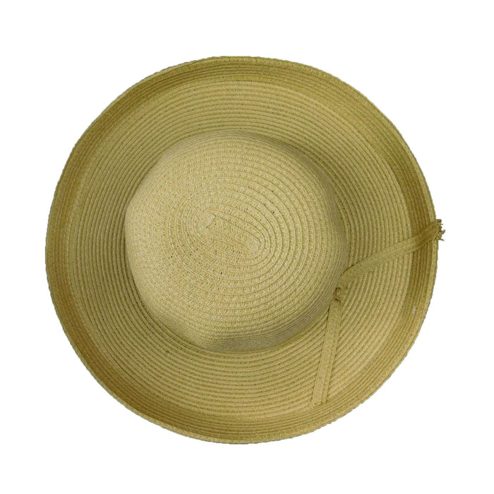 Medium Sewn Braid Kettle Brim - SetarTrading Hats