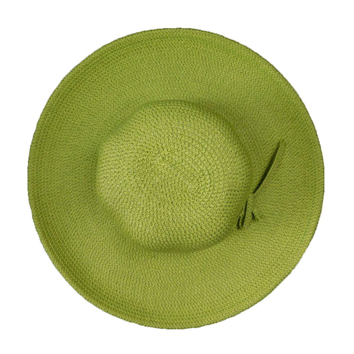 Sewn Braid Straw Floppy - SetarTrading Hats