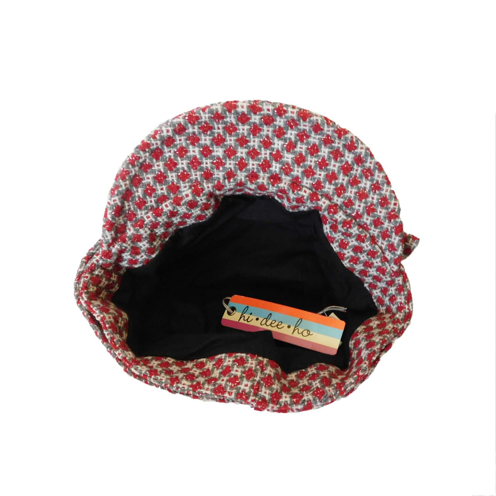 Girl's Cap with Big Bow - SetarTrading Hats