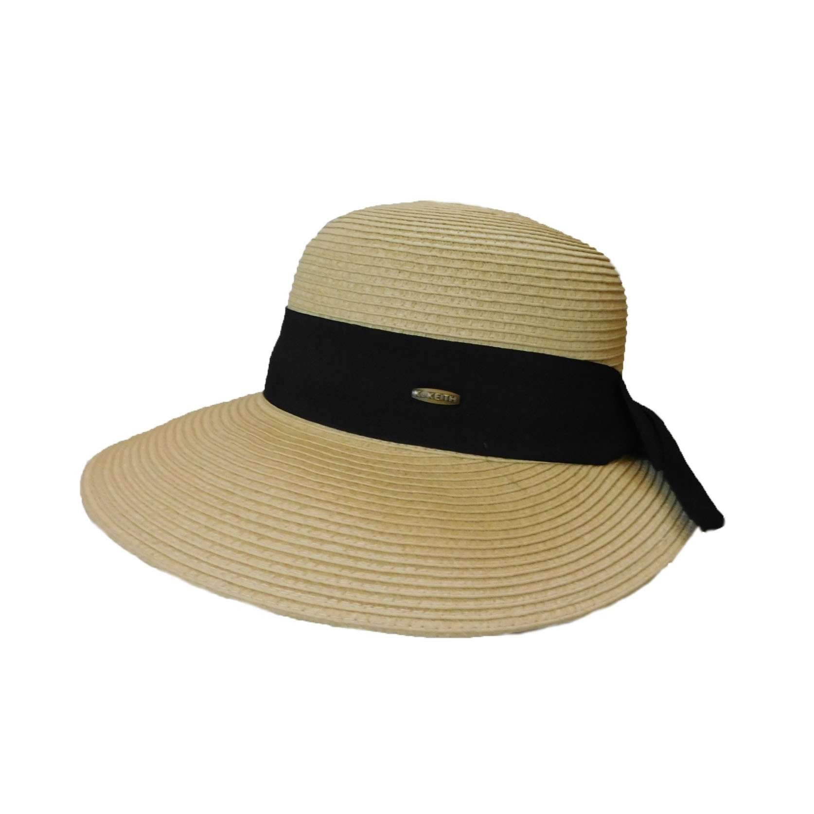 aa1662eb433 Sun Hat with Narrowing Brim by Karen Keith -Sun Protective Womens Hats
