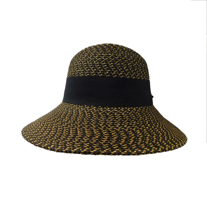 Sun Hat with Narrowing Brim - SetarTrading Hats