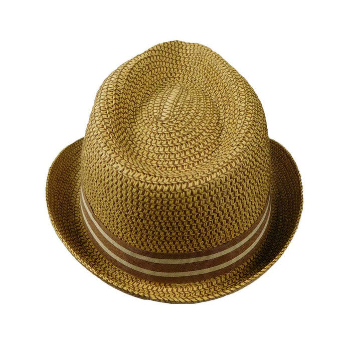 Summer Straw Fedora - SetarTrading Hats