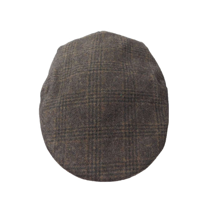 Wool Plaid Ivy Cap - SetarTrading Hats