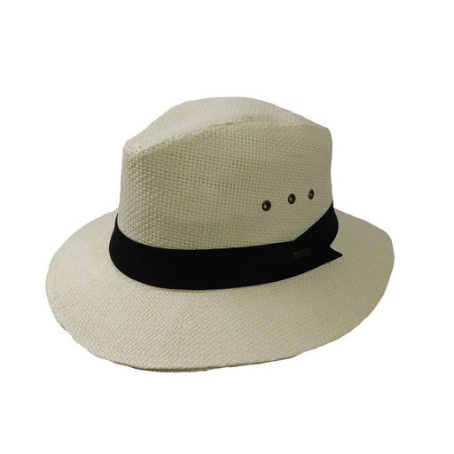 Panama Jack Men's Panama Hat -2XL - SetarTrading Hats