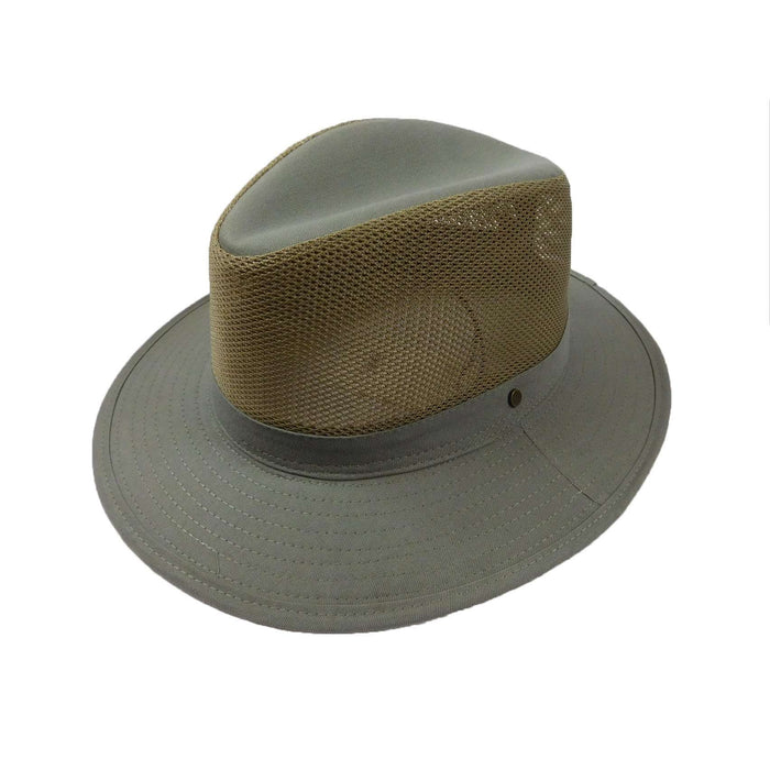 096ad5a5732 Stetson Safari Hat with Mesh Crown — SetarTrading Hats
