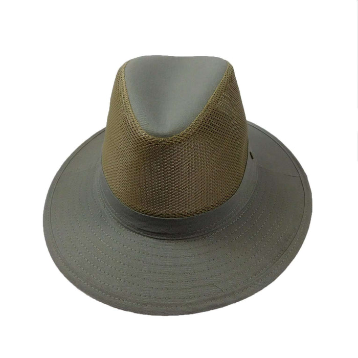 Stetson Safari Hat with Mesh Crown - SetarTrading Hats