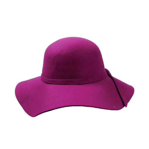Classic Wool Felt Floppy Hat - SetarTrading Hats