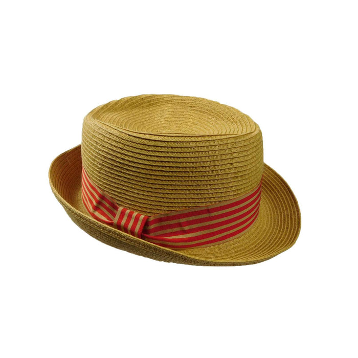 Diamond Top Summer Fedora - SetarTrading Hats