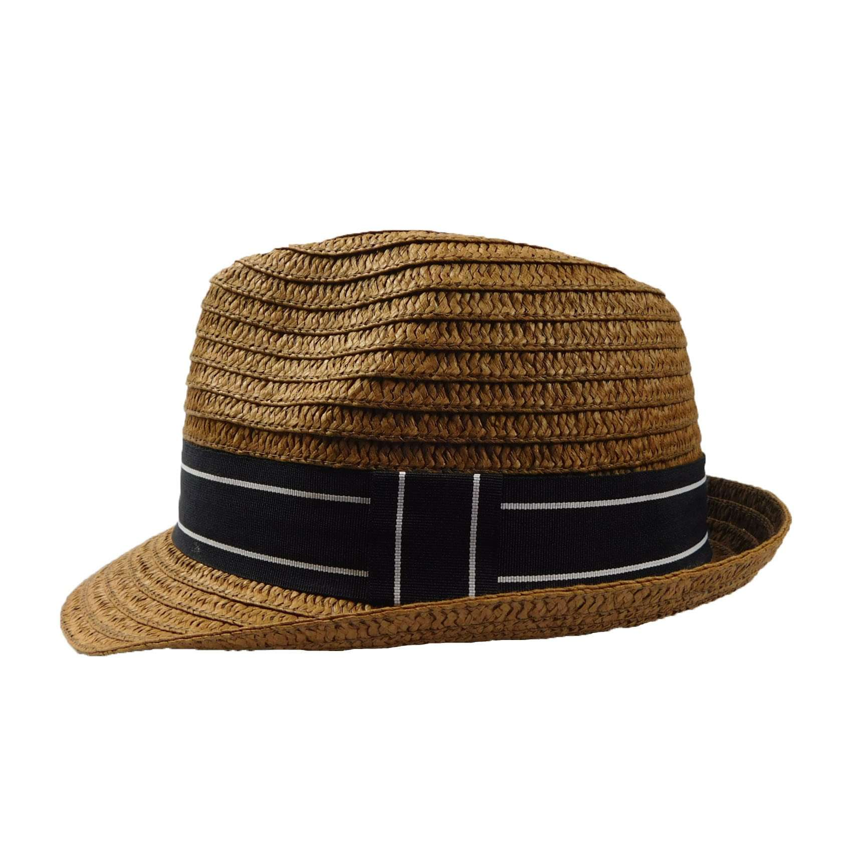 Crushable Summer Fedora - SetarTrading Hats