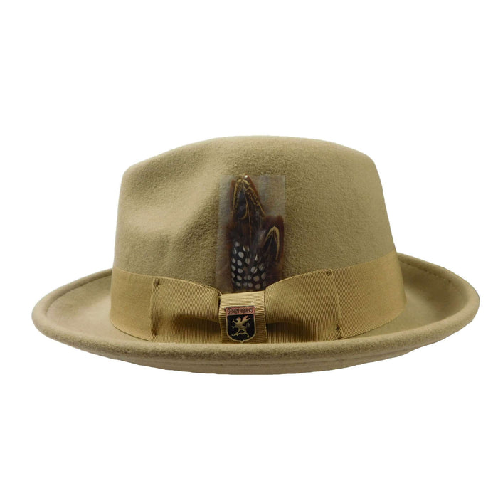 Stacy Adams Wool Fedora - SetarTrading Hats