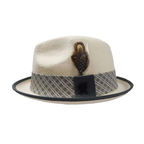 Crushable Stacy Adams Fedora