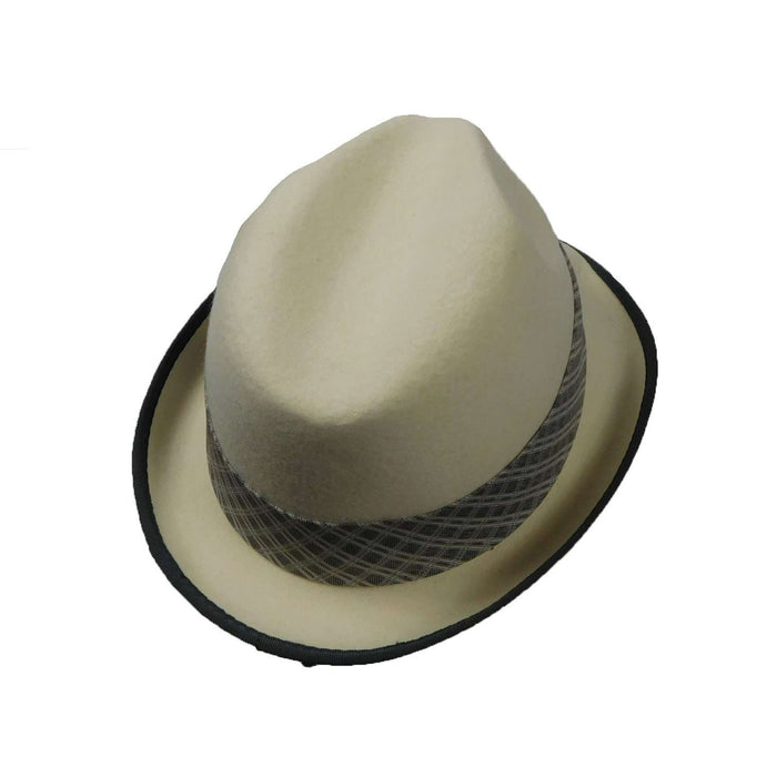 Crushable Stacy Adams Fedora - SetarTrading Hats