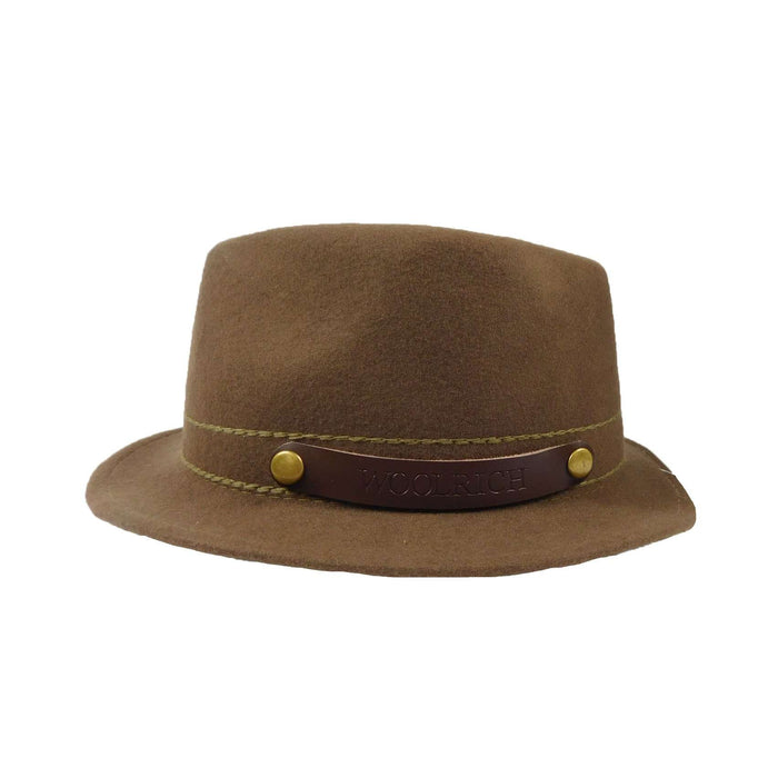 Woolrich Roll Up Fedora - SetarTrading Hats