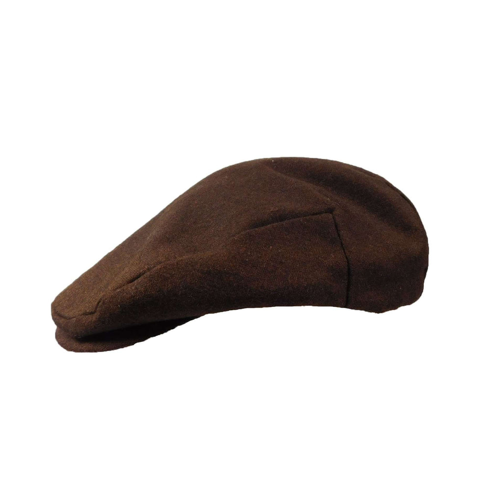 Brown Ivy Cap - SetarTrading Hats