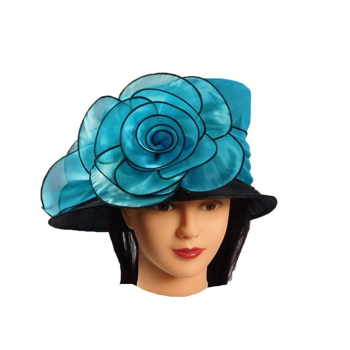 Little Fancy Organza Hat - SetarTrading Hats
