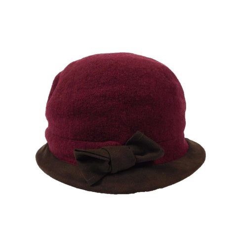 Two Tone Small Cloche