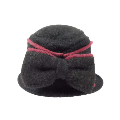 Beanie with Big Bow - SetarTrading Hats